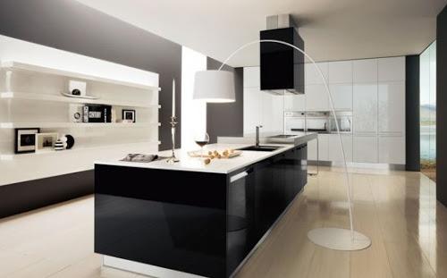 3 Jenis Desain Dapur Minimalis dan Modern