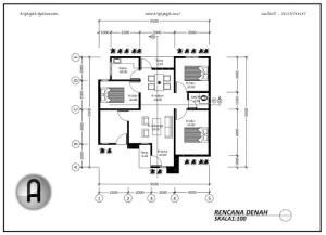 denah-rumah-minimalis-3-kamar-tidur-satu-lantai