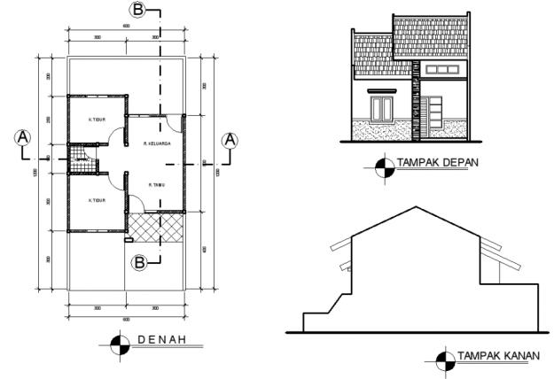 desain rumah minimalis type 36 rumah minimalis 2014