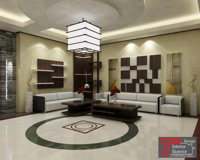 15 desain interior ruang tamu minimalis modern rumah