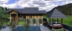desain-rumah-bambu