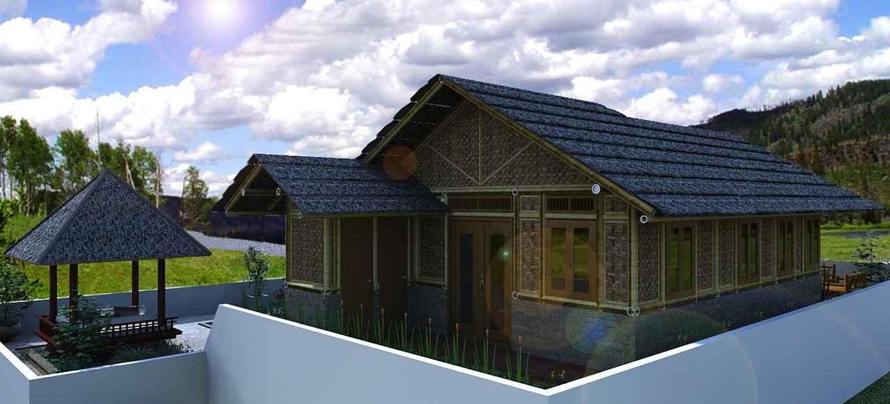 Desain Rumah Sederhana Tapi Unik