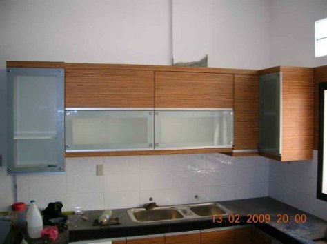 5 Model Lemari Dapur Sederhana Rumah Minimalis 2020