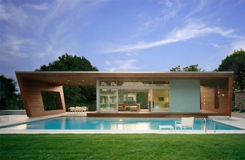 model-rumah-minimalis-hariri-hariri-pool-house-amerika-serikat