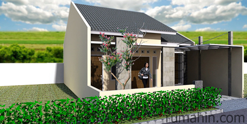 konsep rumah sederhana yang istimewa dan luar biasa