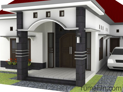 71 Gambar Desain Rumah Minimalis Nyata Paling Keren Download