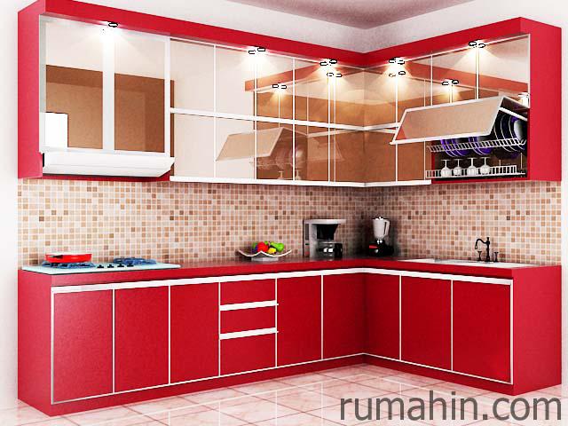 Gambar Dapur Rumah Minimalis 2015