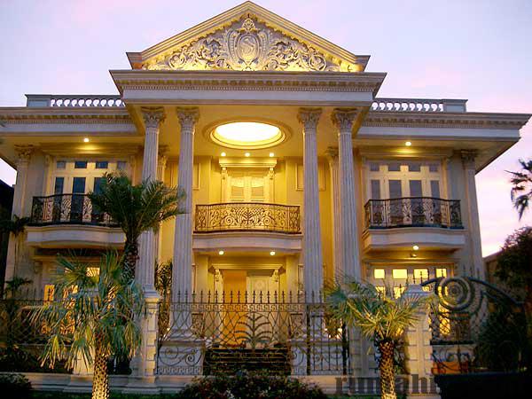 Rumah Gaya Mediterania Dengan Segala Pesonanya