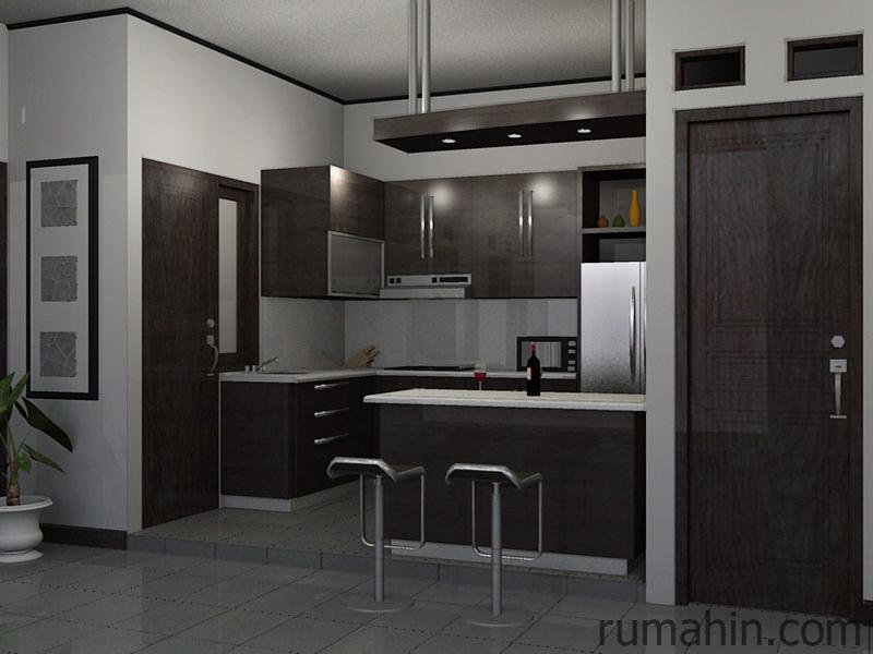 dekorasi dan desain indah interior rumah minimalis type 45