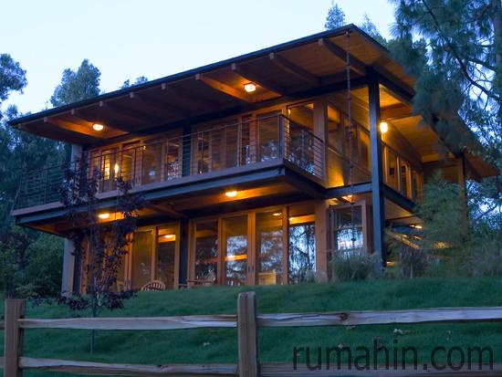 Rumah Minimalis Gaya Oriental Yang Penuh Harmoni Rumah Minimalis 2015