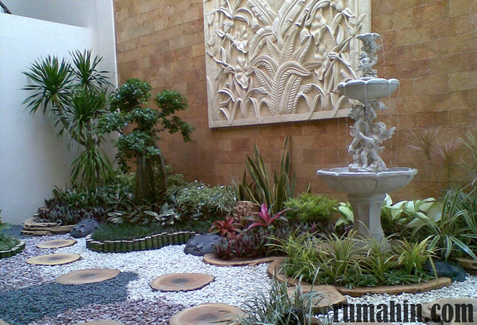 Taman Kering Di Dalam Ruangan Untuk Tampilan Cantik Dan Eksotik