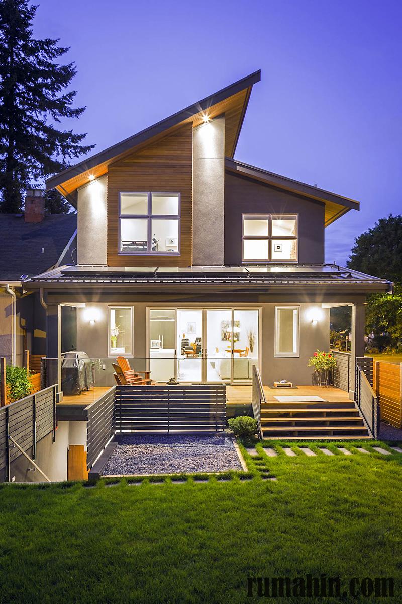 Rumah Type 120 Model 2 Lantai Yang Fleksible Rumah Minimalis 2015
