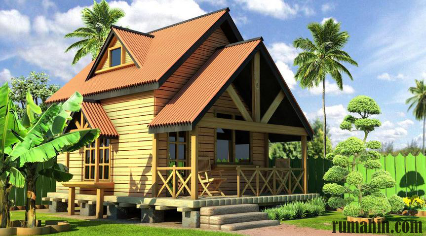 Arsip Tag Rumah Bambu