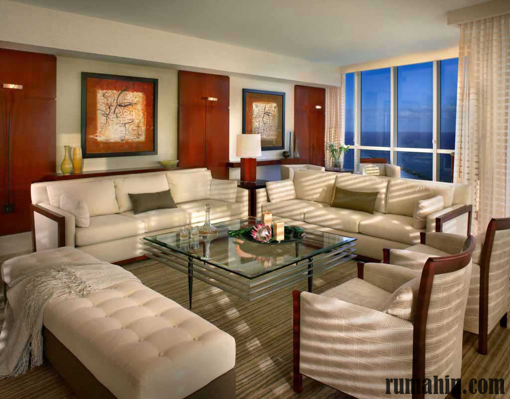 gambar ruang tamu rumahin