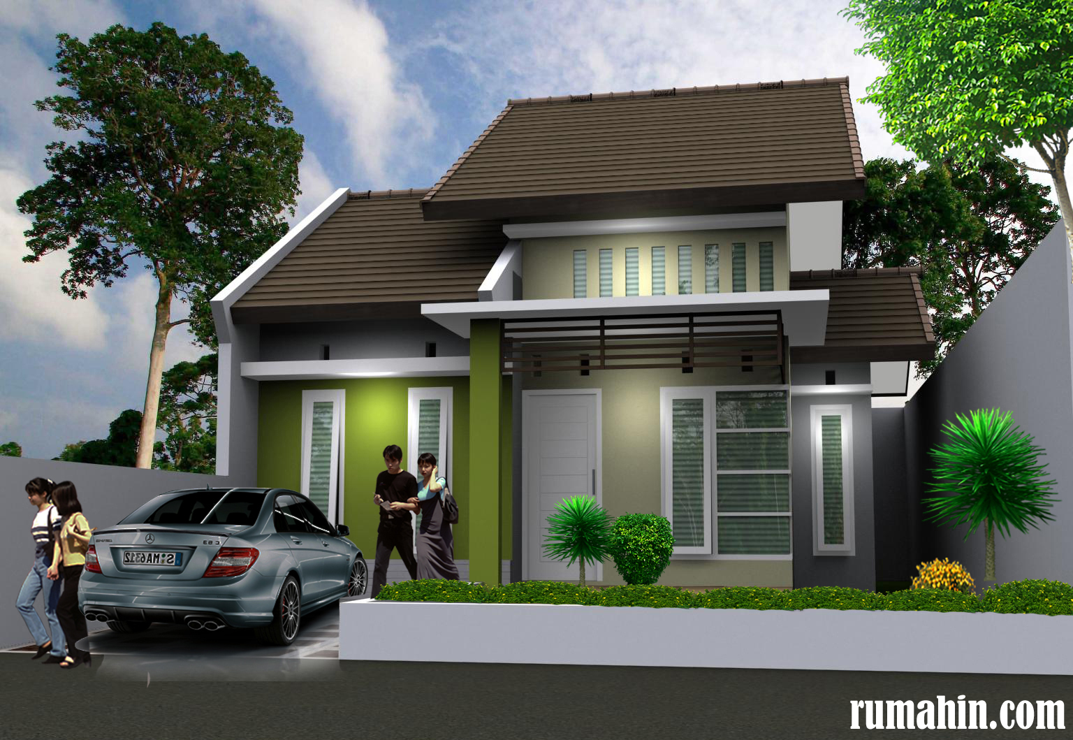 Rumah 55b