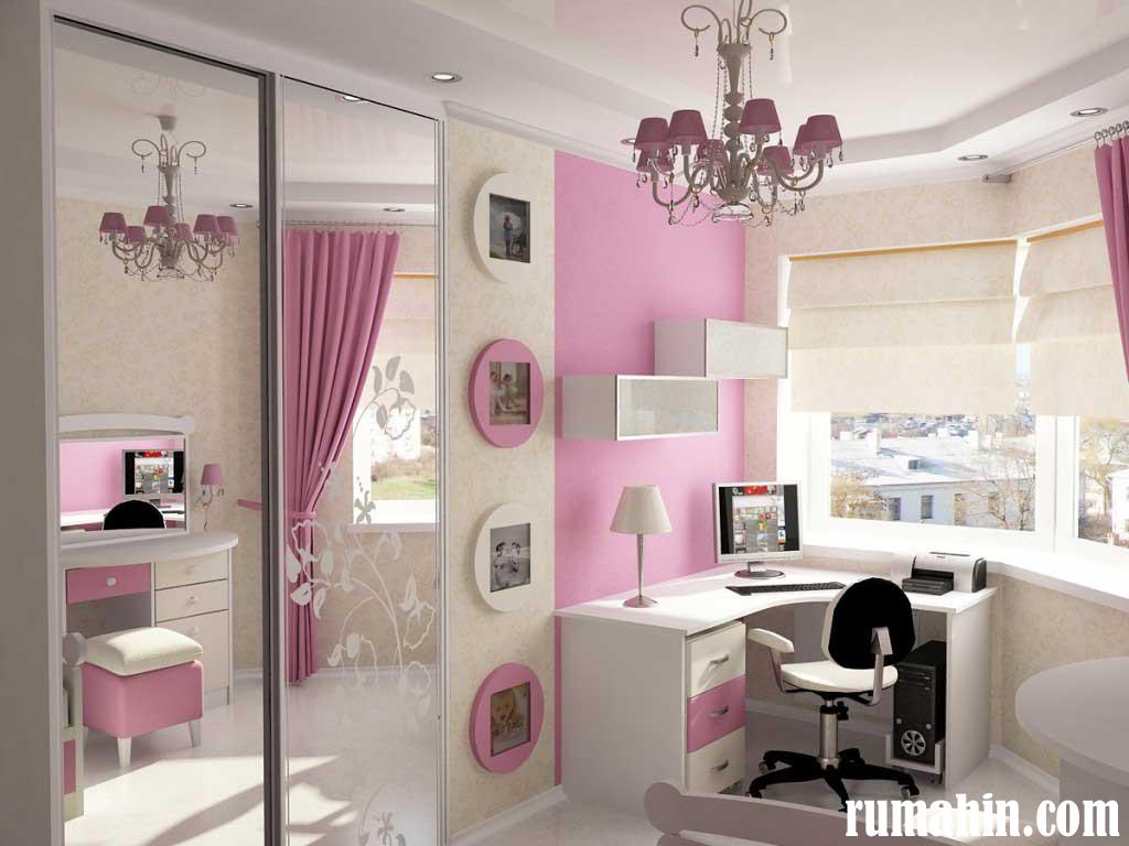 Tips membuat ruang kerja yang bijaksana untuk kenyamanan for Kitty corner bed ideas