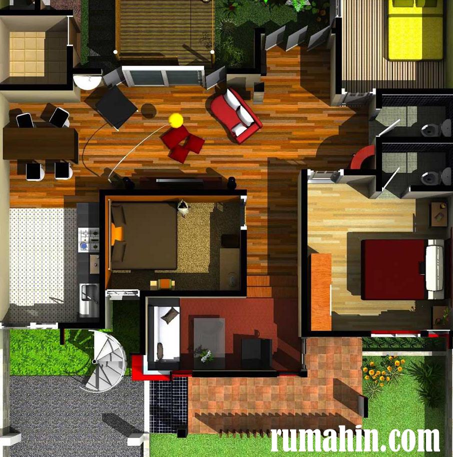 Rumah 64b