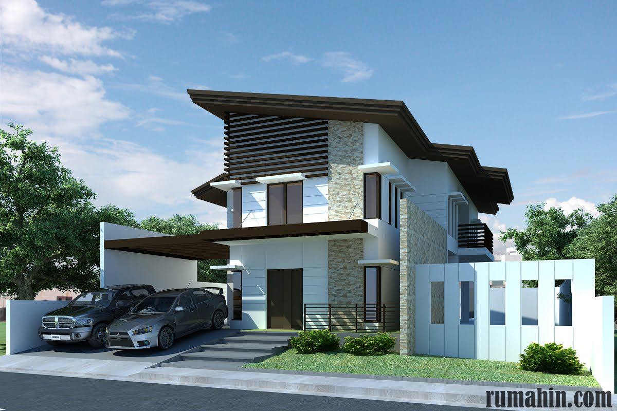 Rumah Minimalis Type 36 72 Seleranya Masyarakat Modern Rumahin
